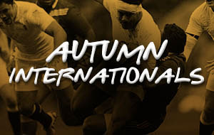 Autumn Internationals Tickets